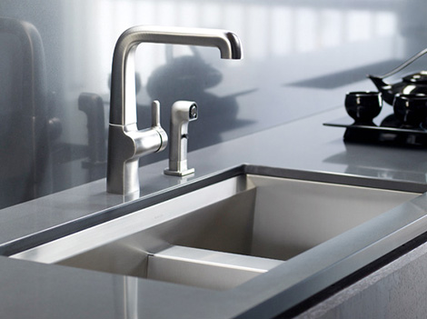Kitchen on Stainless Steel Kitchen Sinks   Kitchens Ireland